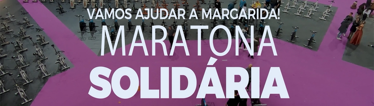 maratona solidaria cycling