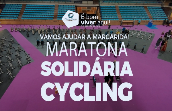 Maratona Solidária de Cycling
