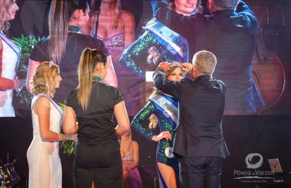 Bruna Santos é a Miss Póvoa 2019