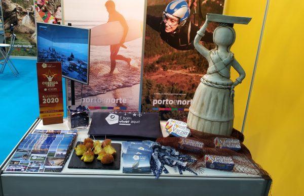 Deporto e Turismo poveiros apresentados na Sportur Galicia