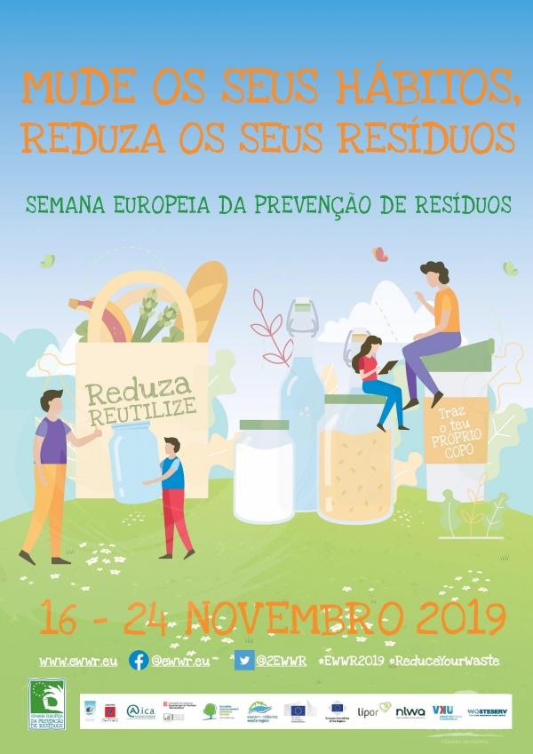 Semana Europeia da Prevenção de Resíduos