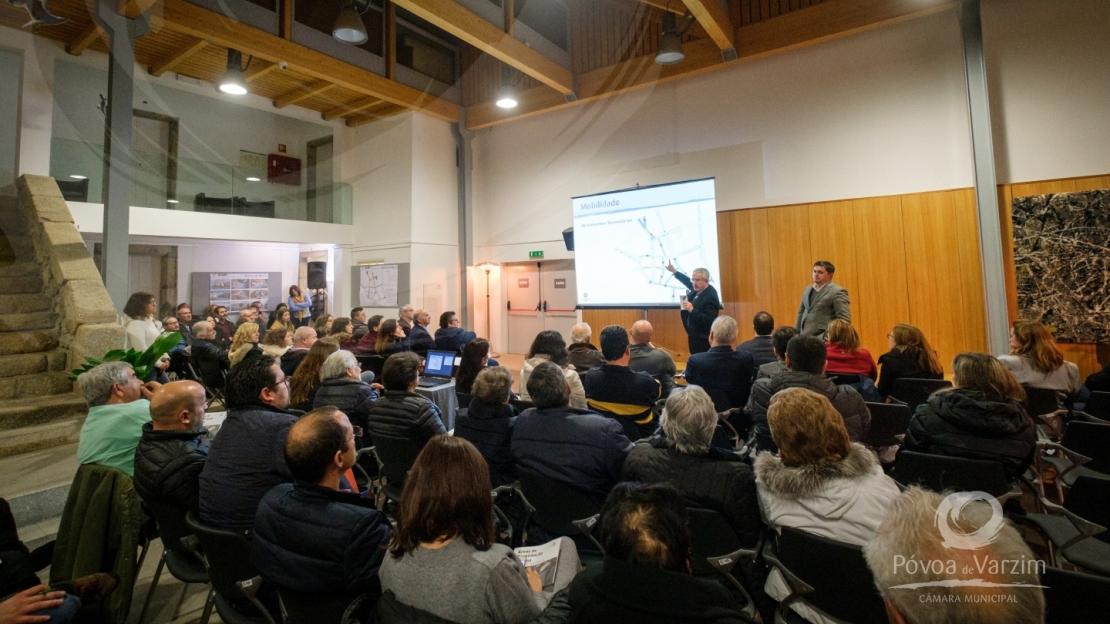 Sessão pública de informação sobre a reabilitação do Bairro da Matriz 11