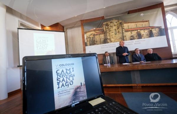 VI Colóquio Internacional Caminhos de Santiago: sessão de abertura