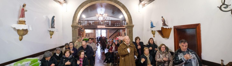 Visita à Capela de Santo André, em Aver-o-Mar 2