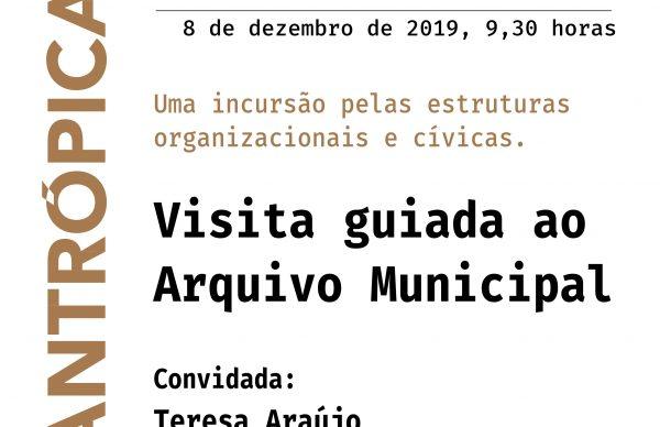 Visita guiada ao Arquivo Municipal