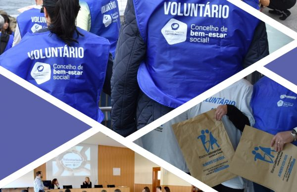 Dia do Voluntariado assinalado durante toda a semana