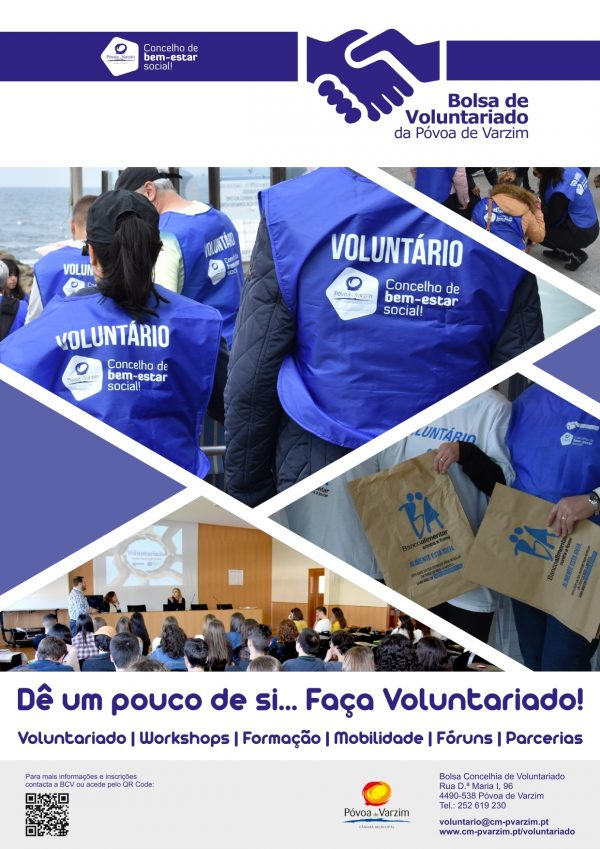 Comemorações do Dia Internacional do Voluntariado