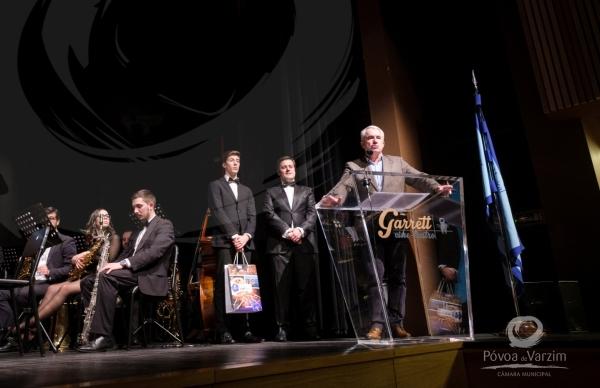 Cine-Teatro Garrett vestiu-se de gala