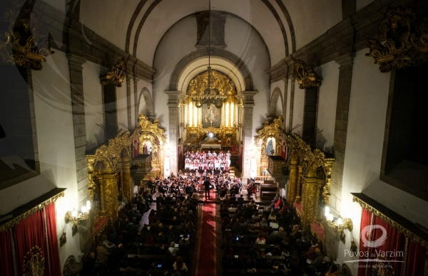 Concerto de Natal da EMPV
