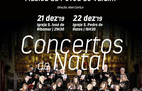 Quarteto Verazin e Coral Ensaio dão Concertos de Natal