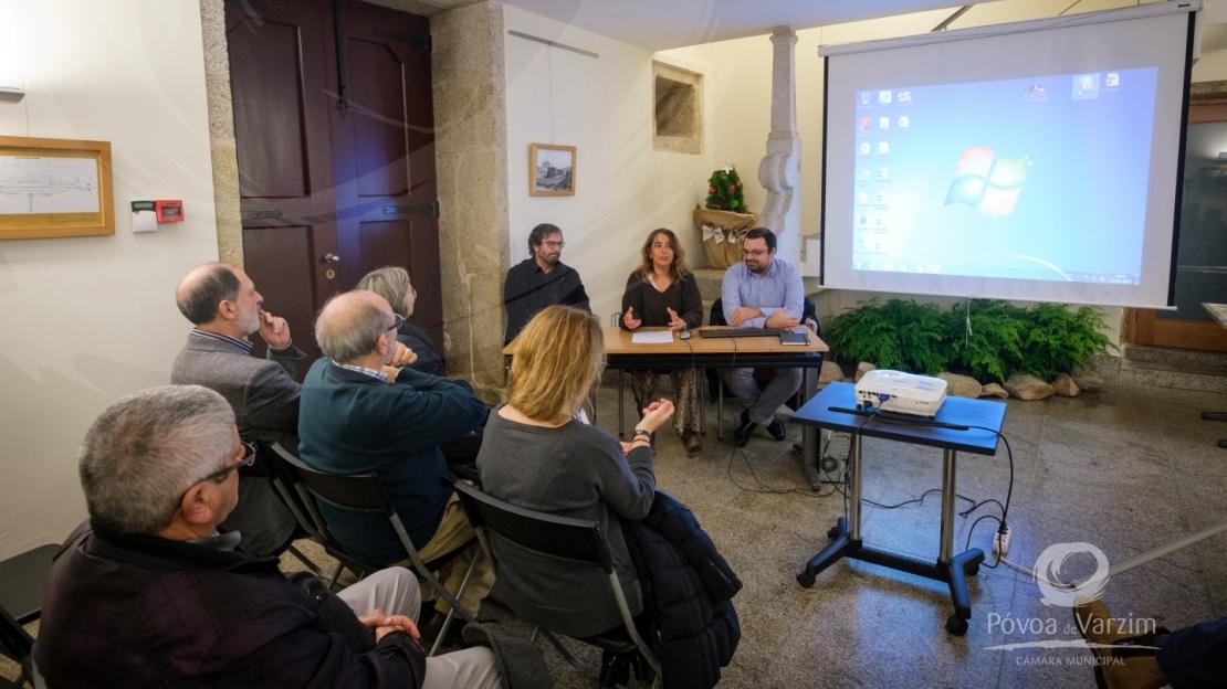 Conferência sobre a Antiga linha do caminho-de-ferro entre Famalicão e a Póvoa de Varzim