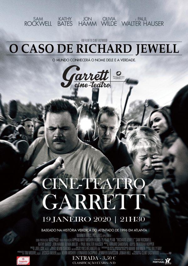 """Filme """"O Caso de Richard Jewell """""""