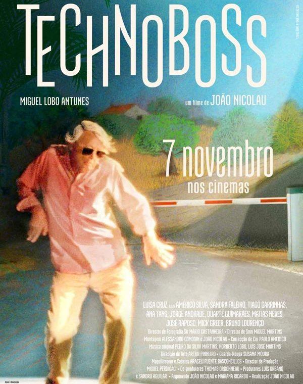 """Filme """"Technoboss"""""""