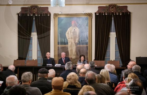 """Apresentado um """"cada vez mais nosso"""" Póvoa de Varzim - Boletim Cultural"""