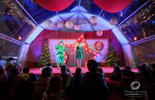 Vaiana irá encerrar espetáculos no Palácio do Natal