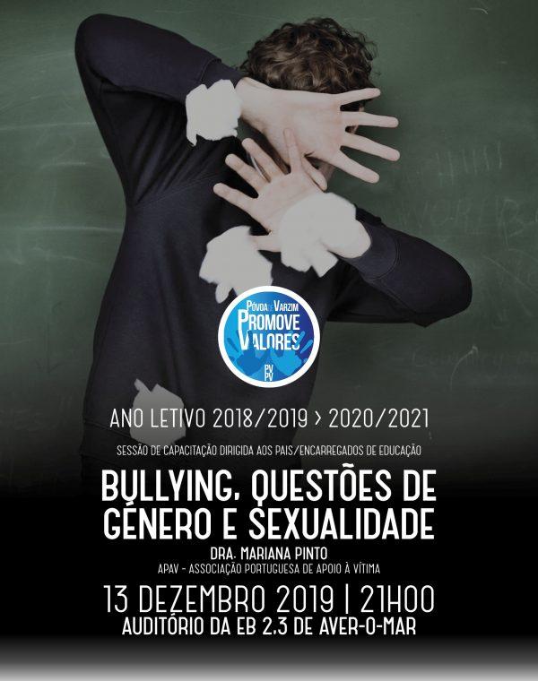 Palestra sobre Bullying, questões de género e sexualidade