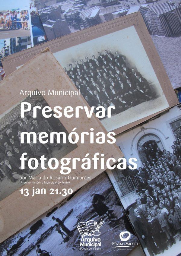 Preservar Memórias Fotográficas