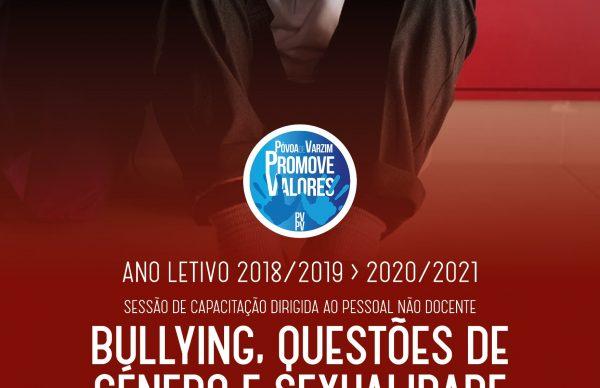 Bullying, questões de género e sexualidade em debate
