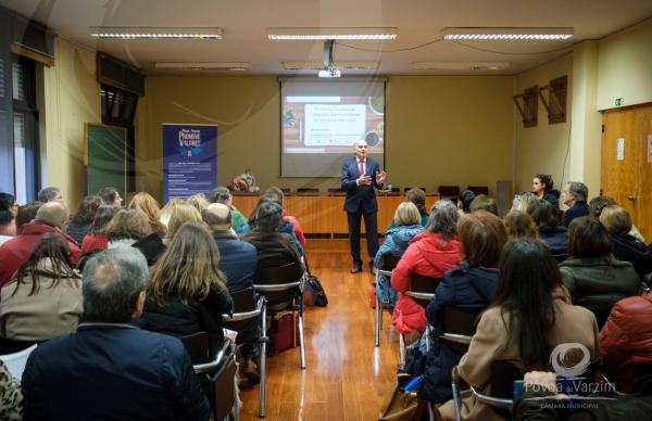 Sessão de Capacitação para professores