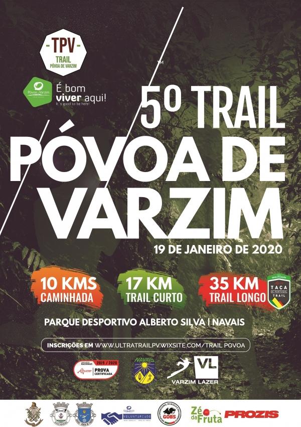 V Edição do Trail da Póvoa de Varzim