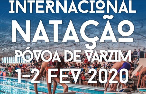 Piscinas Municipais acolhem 11.ª edição do prestigiado Meeting Internacional de Natação