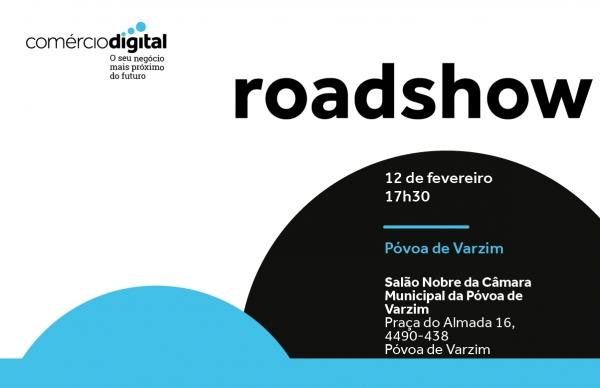 Póvoa de Varzim recebe sessão de apresentação do programa Comércio Digital