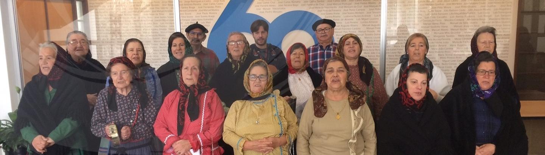 COL canta as Janeiras na RTP e Câmara Municipal do Porto