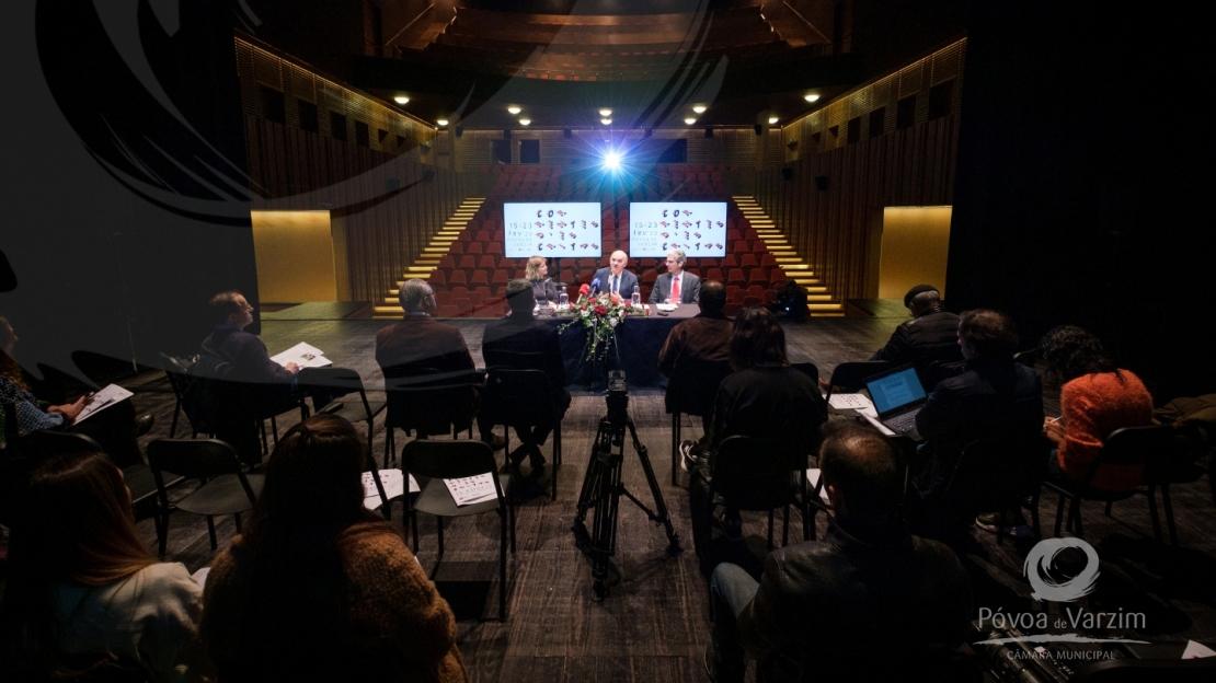 Conferência de apresentação 87