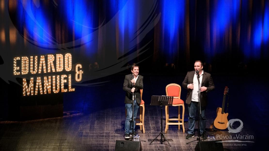 """Espetáculo de comédia """"Manuel Marques & Eduardo Madeira: Neverending Tour"""" 11"""