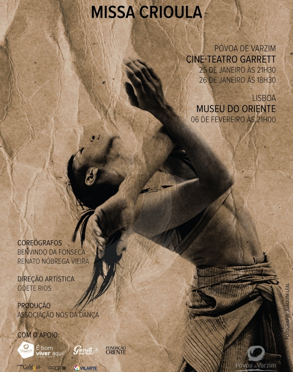 """Espetáculo """"Missa Crioula"""""""