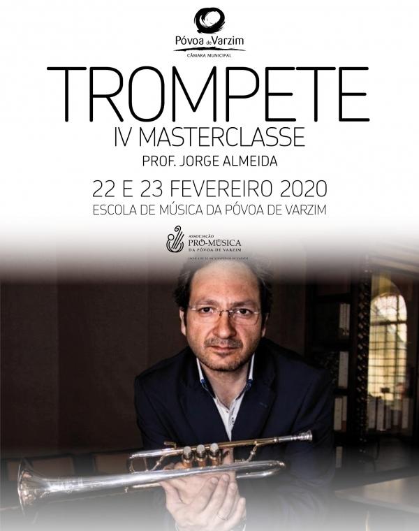 IV Masterclasse de Trompete