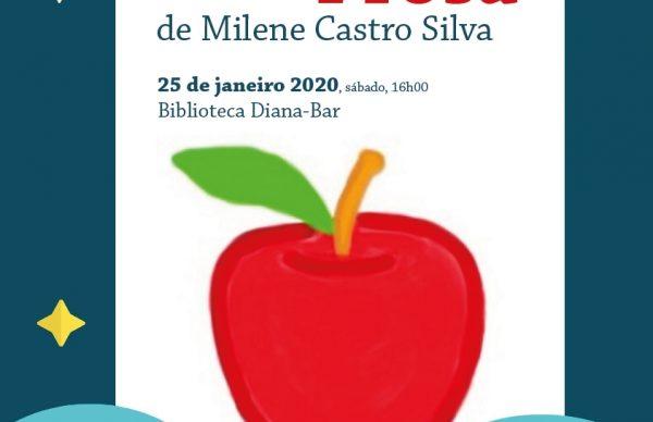 <em>Nutrição em Prosa </em>- livro será apresentado no Diana-Bar