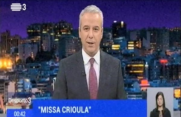 Missa Crioula - RTP3 2020