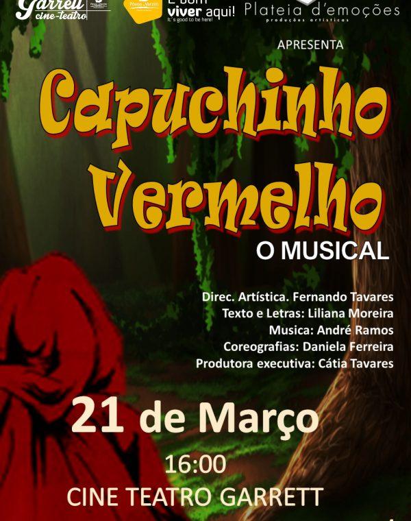 """Musical """"Capuchinho Vermelho"""""""