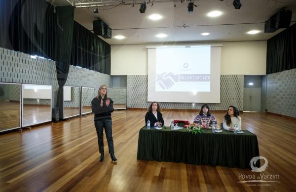 Voluntariado e Solidariedade dão mote a palestra