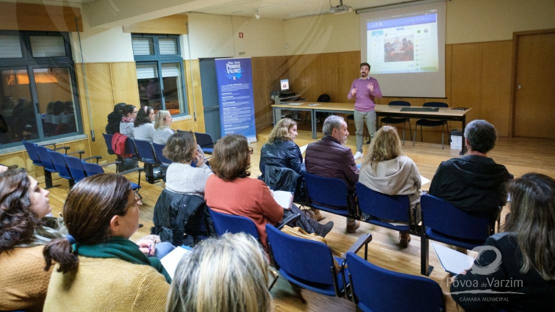 PVPV: Sessão de esclarecimento dirigido aos docentes do 3º e 4º anos 13