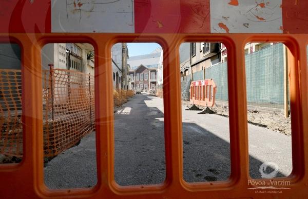 Rua Santos Minho: constrangimentos de trânsito