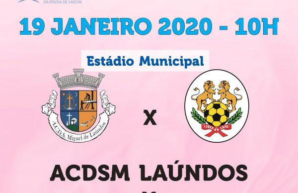 Supertaça de Futebol Feminino em disputa no Estádio Municipal
