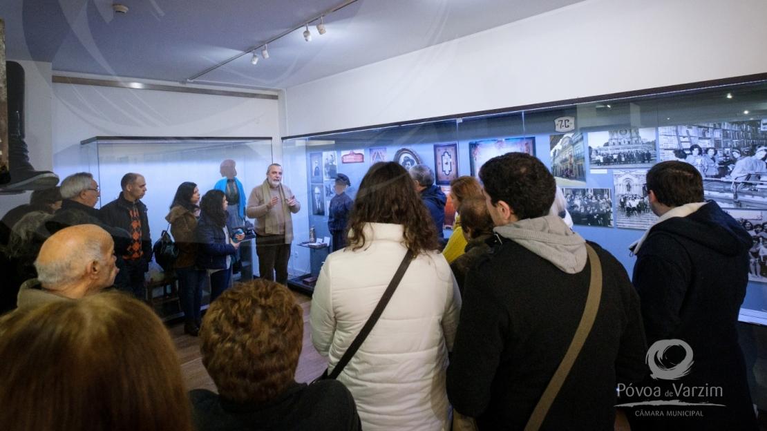 Visita guiada a exposições do Museu Municipal 14