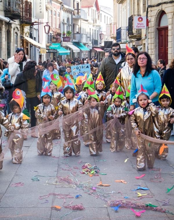 Desfile de Carnaval Infantil