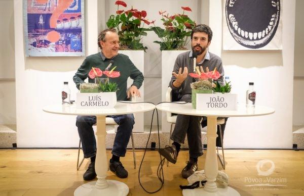 João Tordo partilha histórias com leitores do Correntes