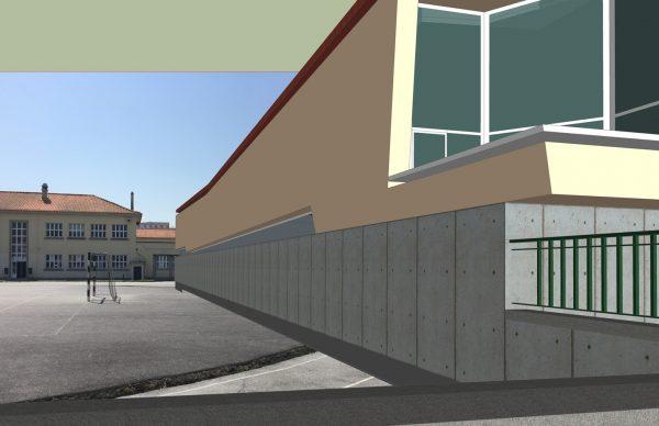 Pavilhão Desportivo da Escola Eça de Queirós: abertura de concurso público
