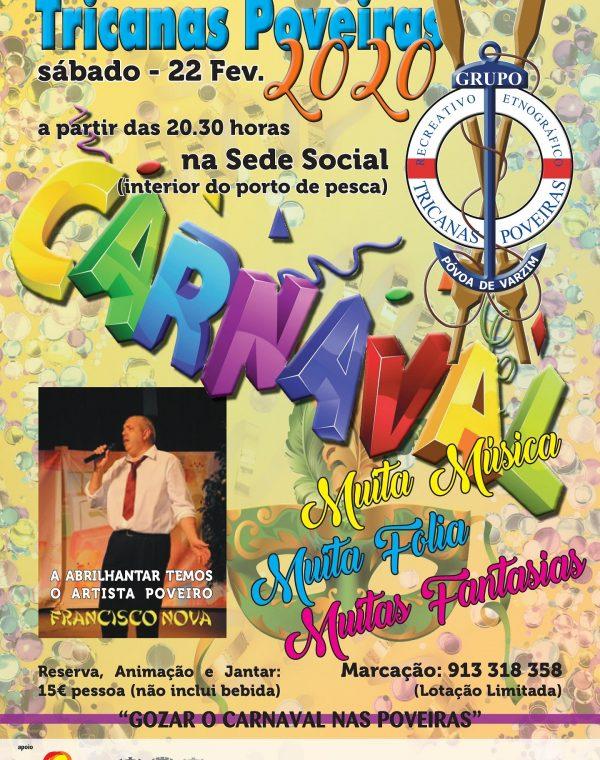 Festa de Carnaval das Tricanas Poveiras