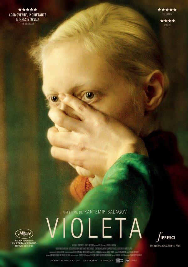 """Filme """"Violeta"""" - Atividade Cancelada"""