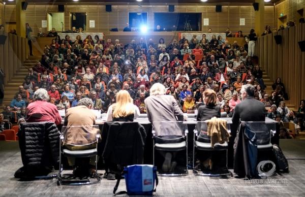 Correntes d'Escritas celebra liberdade contra muros e fronteiras