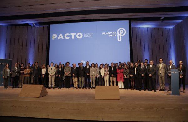 Município é membro fundador do Pacto Português para os Plásticos