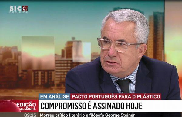 Pacto Português Para os Plásticos - SIC Notícias