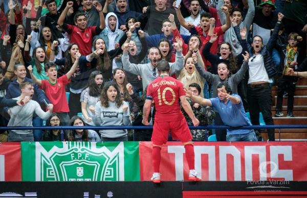 Da Póvoa para a Lituânia: Portugal carimba presença no Mundial 2020