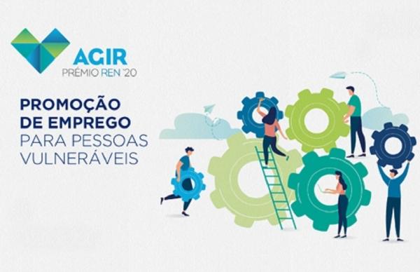 7ª Edição do Prémio AGIR foca-se na Promoção de Emprego para Pessoas Vulneráveis