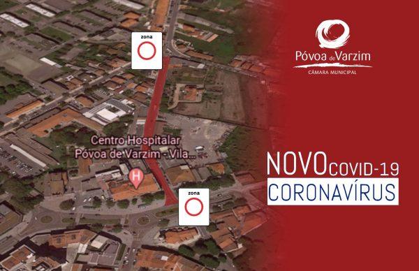 Trânsito condicionado na Rua Bonitos de Amorim